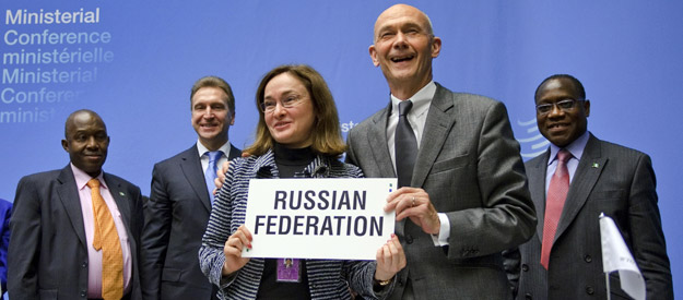 Russia in the WTO: One year on – and no benefits?