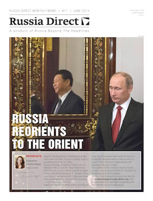 Russia Direct Brief: 'Russia reorients to the Orient'