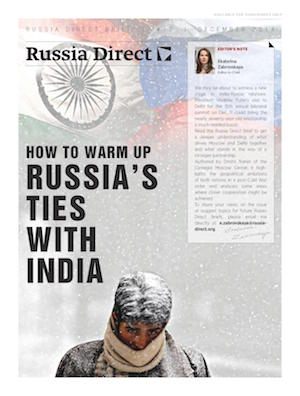 Russia Direct Brief: 'How to Warm Up Russia's Ties with India'