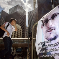 Spy games surrounding Snowden