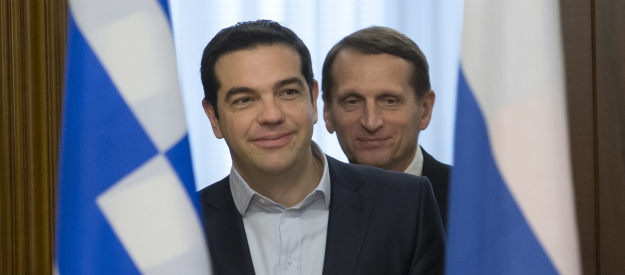 Greece shows how Russia plans to win friends in Europe