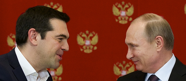 Greece: A new Trojan horse of the Kremlin?