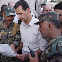 Why Assad could remain Syrian president until 2017
