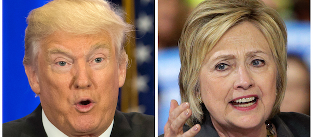 Trump, Clinton trade barbs over Russia