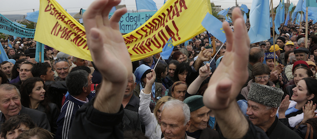 The plight of the Crimean Tatars