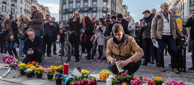 Three imminent impacts of the Brussels terror attacks