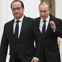 What the West can learn from Francois Hollande's visit to Russia