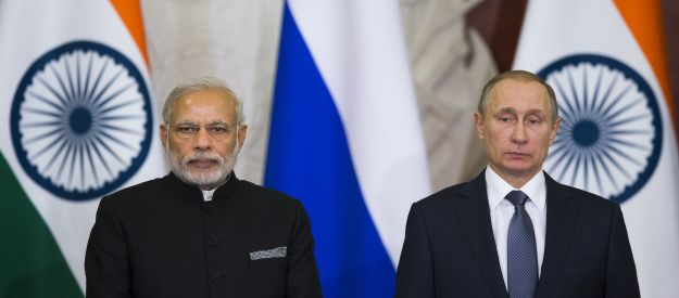 Russia and India: An 'orphaned' relationship?