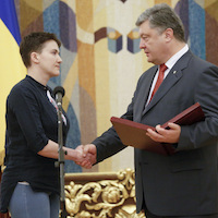 3 reasons why Russia finally released Ukrainian pilot Nadezhda Savchenko