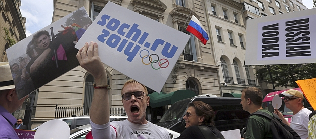 Is a boycott of the Sochi Olympics the answer?