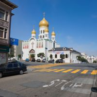 Discovering Russian culture in the city by the bay