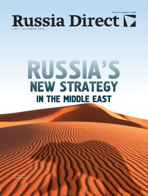 Russia Direct Report: 'Russia's New Strategy in the Middle East'