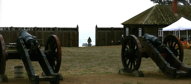 Fort Ross: Symbol of Russian-American friendship
