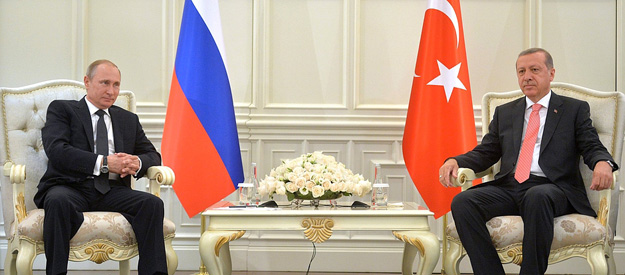 What's behind Turkey's sudden rapprochement with Russia?