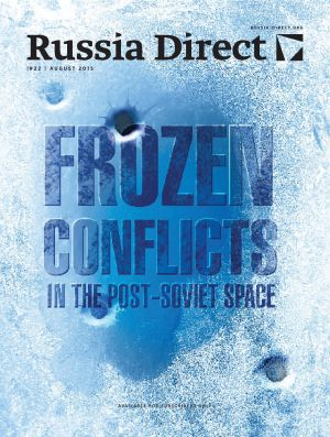 Russia Direct Brief: 'Frozen Conflicts in the Post-Soviet Space'