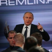 Putin's press conference: A modest rapprochement with the West?