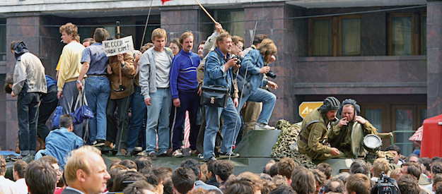 What the failed 1991 Soviet coup meant for today's Caucasus