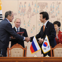 Russia may play a bigger role on the Korean Peninsula