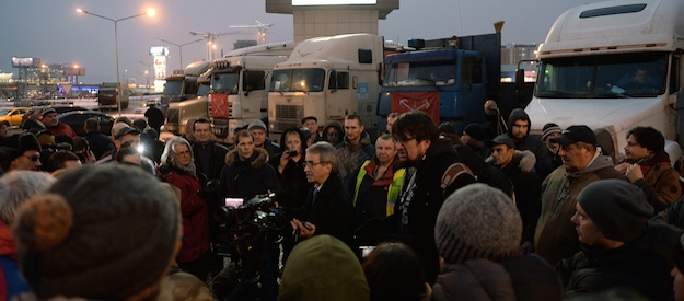 The implications of truckers' protests in Russia | Russia Direct