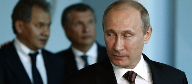 The lists blacken: New economic sanctions against Russia