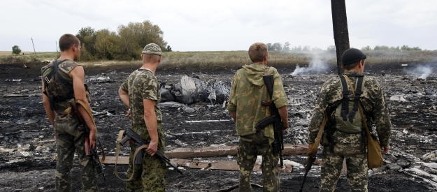 Malaysian plane crash in Donetsk region killed almost 300
