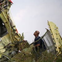 The crash of MH17 might lead to a crash in German-Russian relations