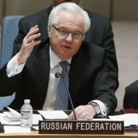 Churkin questions President Assad's statements