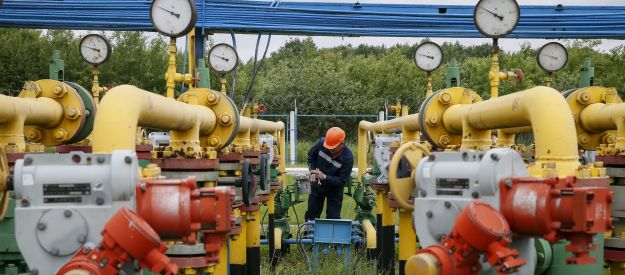 Gazprom is back with a brand new plan to sell gas to the Europeans