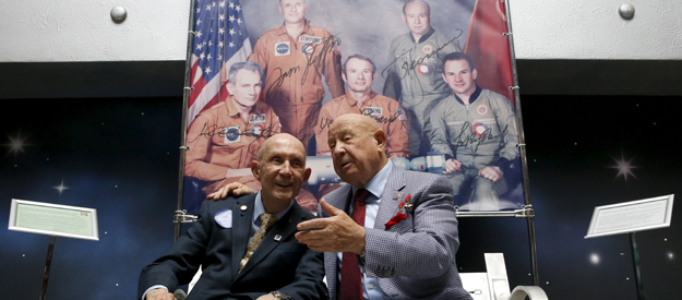 Soyuz-Apollo flight reminds US, Russia of Cold War cooperation