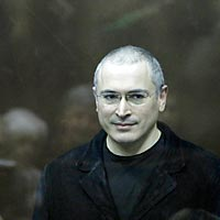 Putin's Christmas Surprise: The Khodorkovsky Pardon