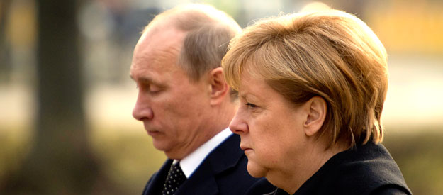 If you thought Germany has given up on Russia, you'd be wrong