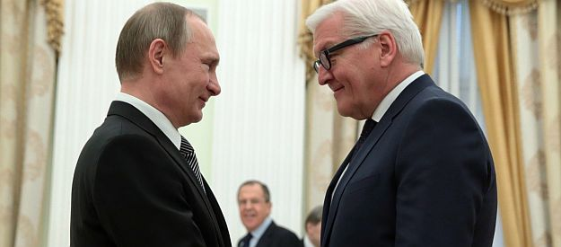 Steinmeier's Moscow visit is good sign, but it shouldn't mislead