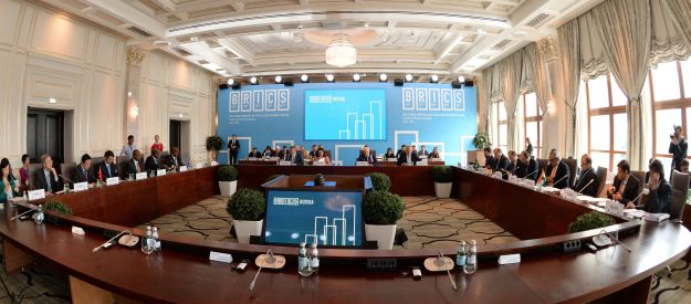 BRICS Development Bank begins operation