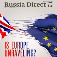 A disintegrating Europe should not be in Russia's best interests