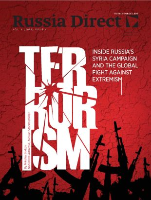 Russia Direct Report: 'Terrorism: Inside Russia's Syria campaign and the global fight against extremism'