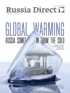 Russia Direct Brief: 'Global Warming: Russia Comes in from the Cold'