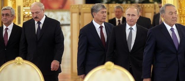 China is the key to the future of the Eurasian Economic Union