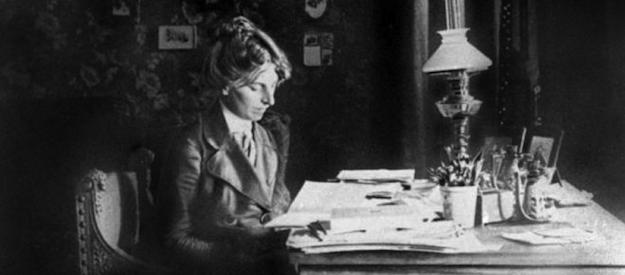 Eight women of the Russian Revolution