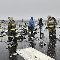 FlyDubai plane crash in Russia: Pilot error, technical failure or terror act?