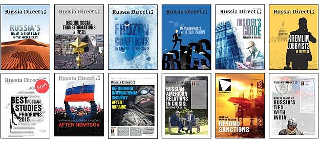 Russia Direct introduces paid subscriptions to its reports