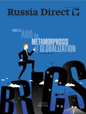 Russia Direct Brief: 'BRICS 2.0 and the Metamorphosis of Globalization'