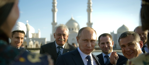How Russia can deal with ISIS extremism within its own borders