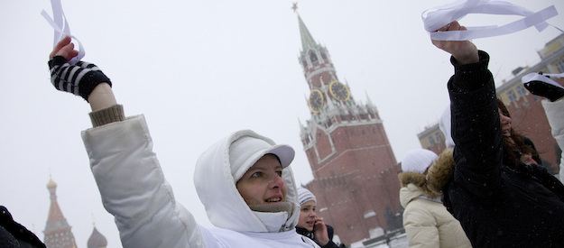 Will Russia's economic problems lead to social protests?