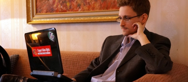 Shelter from the storm: Edward Snowden's year in Russia